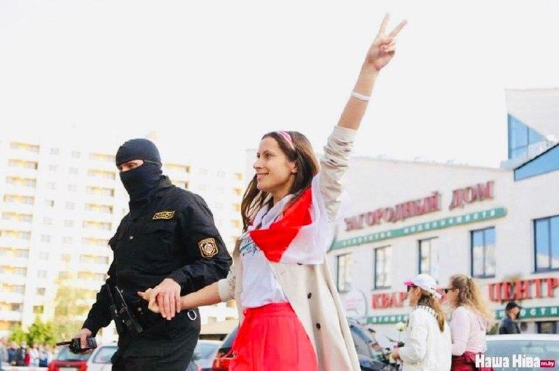 Об уроках мирного беларуского восстания Белоруссия,мнение,политика,протесты