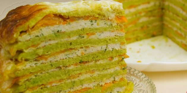 5 очень вкусных тортов из кабачков вкусные новости,закуски,кулинария,овощные блюда,рецепты,торты
