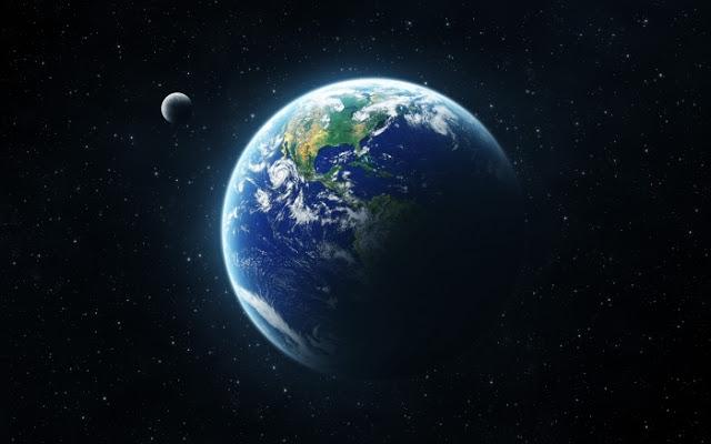 Вокруг Земли обнаружено излучение неизвестного происхождения