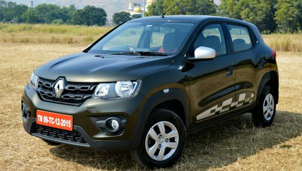 Бюджетный кроссовер Renault Kwid получил новый вариант исполнения