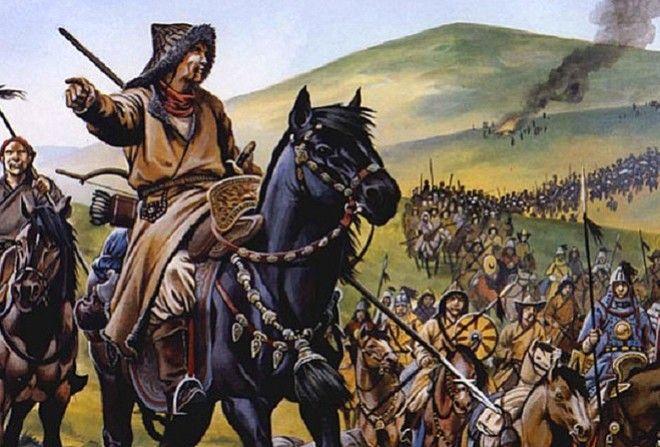 Кто кого — монгольская орда…