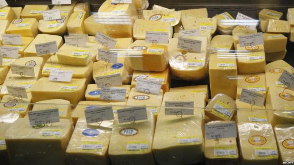 Сербия продает России украинский сыр. Почему санкции дают сбой?