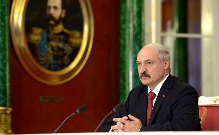 В Белоруссии крупный завод начал забастовку. Белоруссия,выборы,Лукашенко,политика