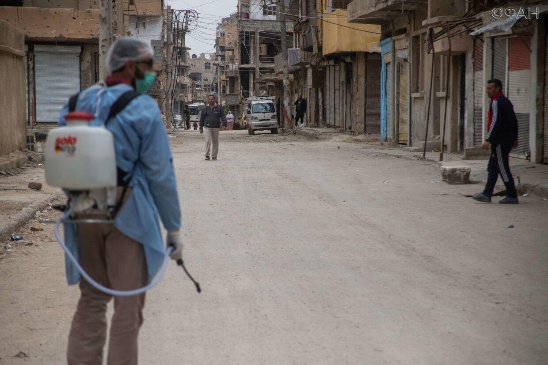 Турция поставляет в Сирию боевиков и оружие, вместо помощи в борьбе с коронавирусом