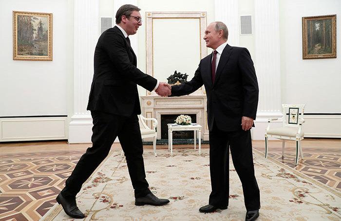 Больше экономики, чем политики. Путин едет в Белград