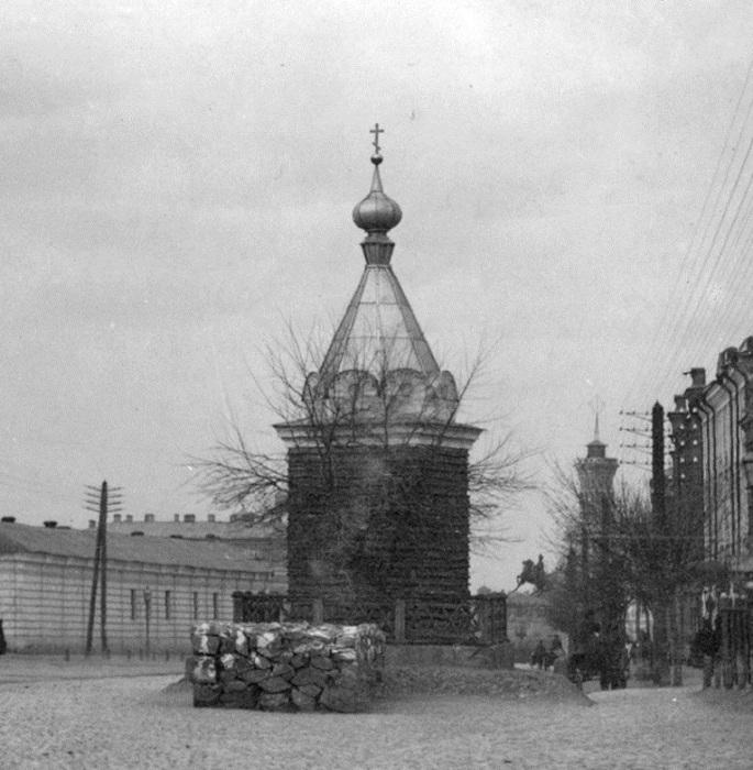 Ирининский памятник – один из столпов летописного Ирининского монастыря, построенного князем Ярославом Мудрым в 1037 году./Фото: dagmaria.dk
