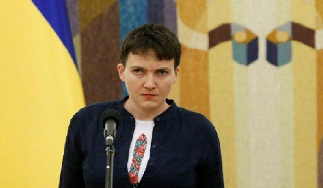 Пьяные откровения Савченко: …