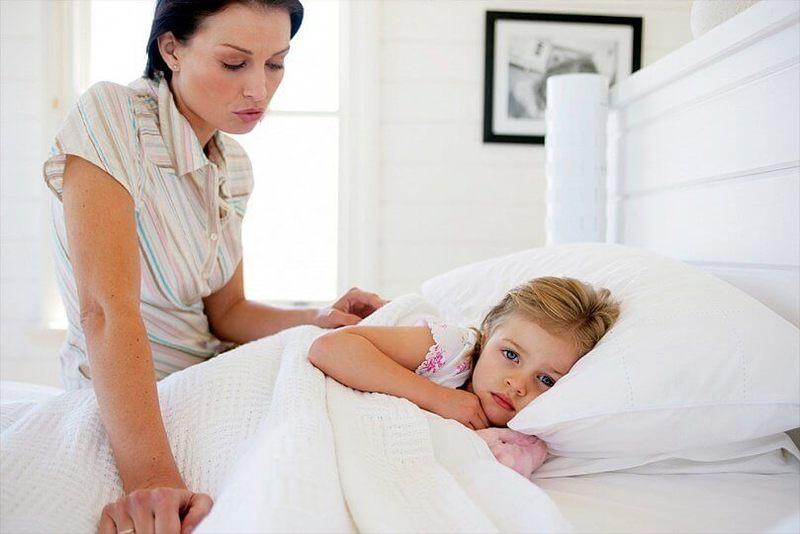 Часто болеющие дети: 8 психологических причин