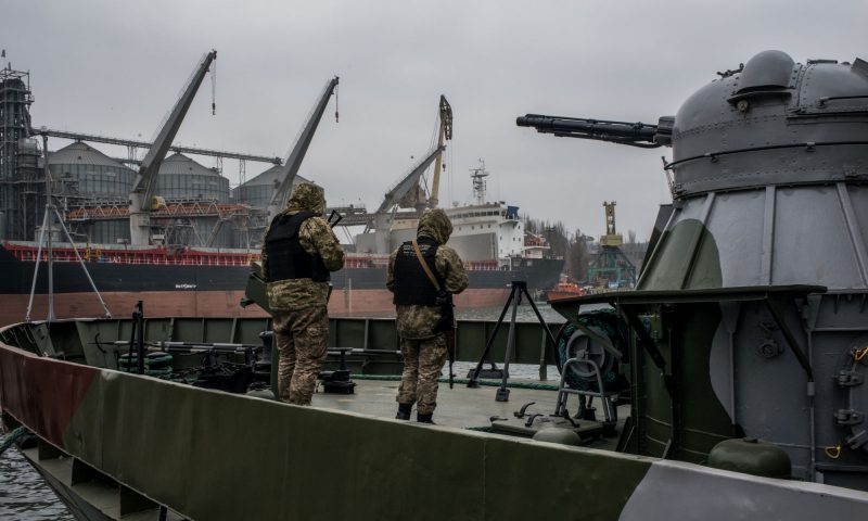 Военные игрища Запада на Украине