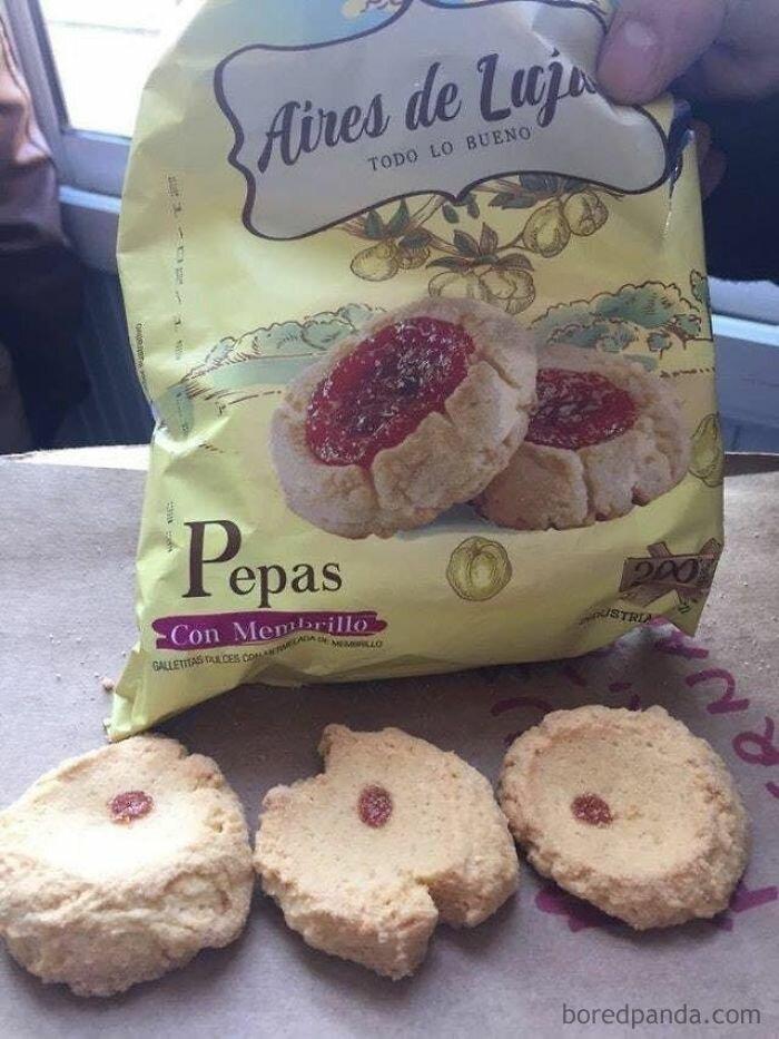 3. Для тех, кто сделал это печенье, в аду приготовлено специальное место Маркетинговые хитрости, Наглость не знает границ, дизайн, жадность, наглость второе счастье, обман, производители сошли с ума, упаковка