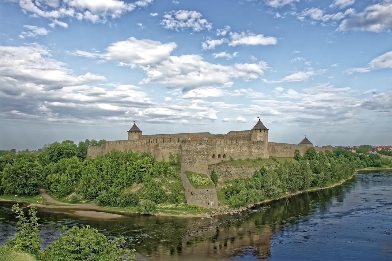 В Нарве отреставрируют историческую часть города