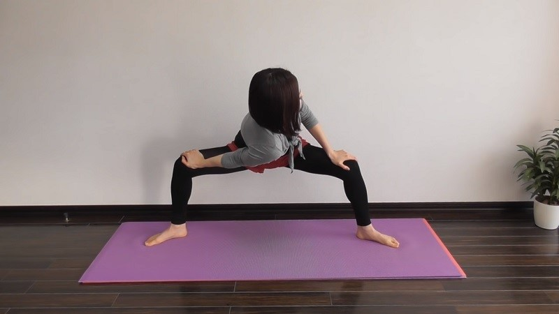 Видео японское упражнения для похудения