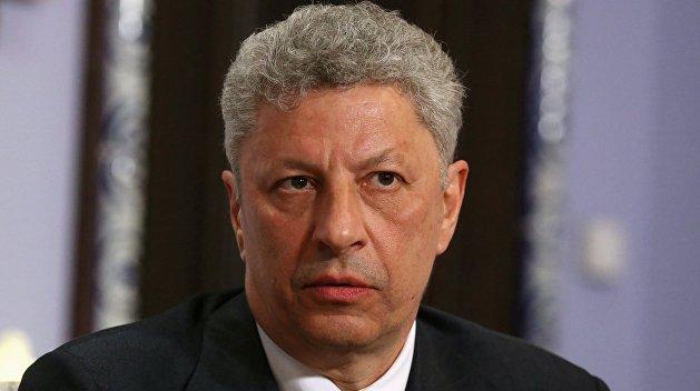 Землянский: Пусть с «Газпромом» договариваются Бойко и Медведчук, если Зеленский сам не хочет