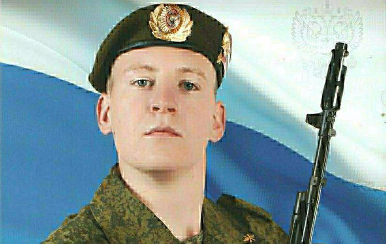 Задержанный в Донбассе росси…