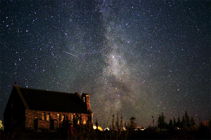 Откуда лучше всего можно рассмотреть звездное небо