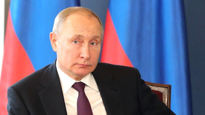 Путин призвал Францию объединиться с Россией в борьбе с терроризмом