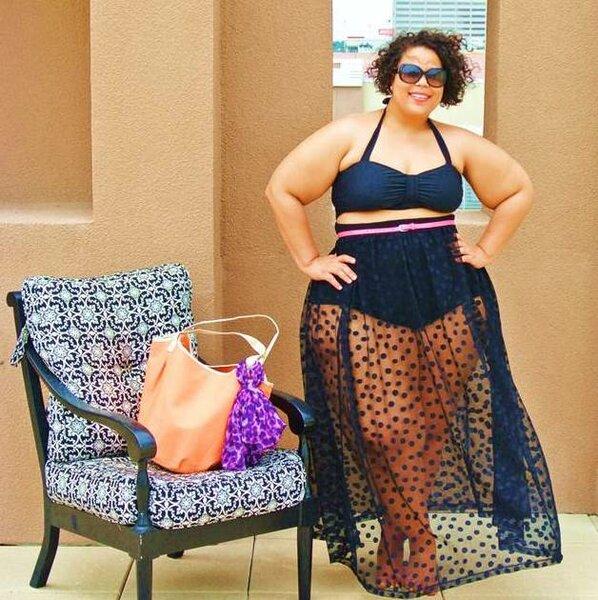 «Пышечки» на пляже fatkini,бодипозитив,красота,мода и красота,пляжная мода,фигура