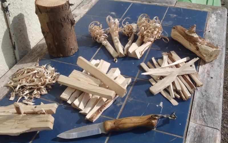 Два верных способа разжечь костер к лесу: советы егеря выживание,искусство разведения огня,костер,Тренинг