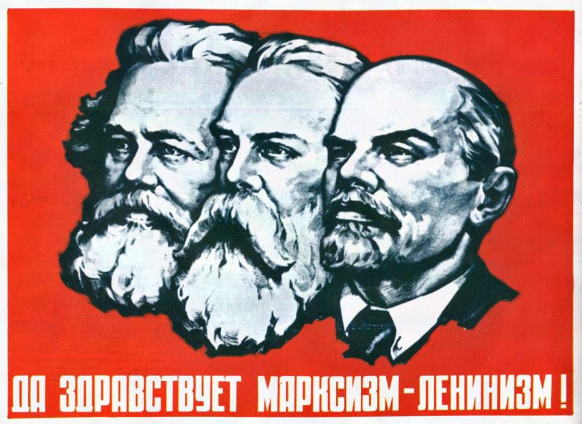 Как Маркс попал в компанию Гитлера, Чубайса и Моисея. О «РУСОФОБИИ» МАРКСА И ЭНГЕЛЬСА
