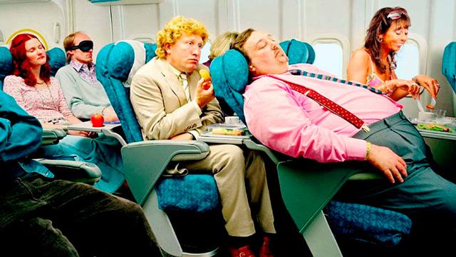 Как заинтриговать пассажиров самолета…