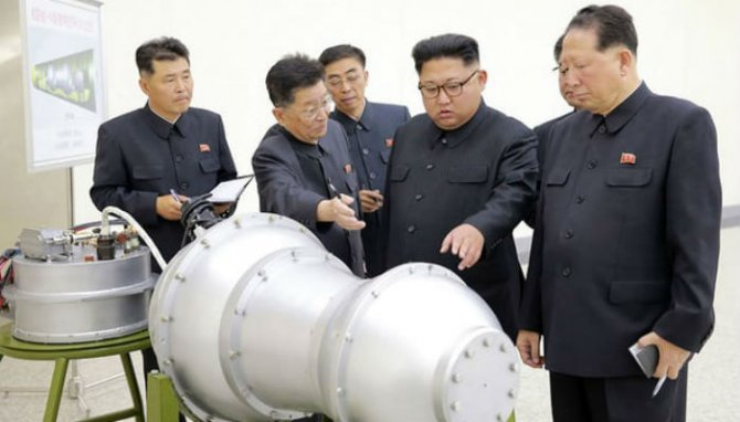 Скажите, а Ким Чен Ын - он т…