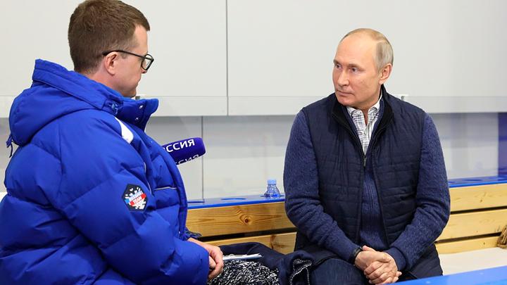 В двух шагах от войны. Самое страшное интервью Путина геополитика