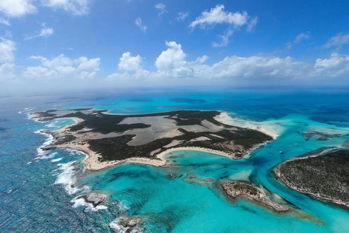 Частный остров на Карибах выставлен на продажу