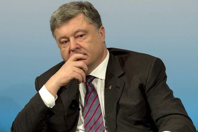 «Вытолкнули в РФ». Петр Порошенко признал потерю Украиной Донбасса