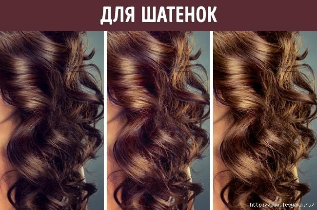 Полчаса для себя. Натуральные красители для волос