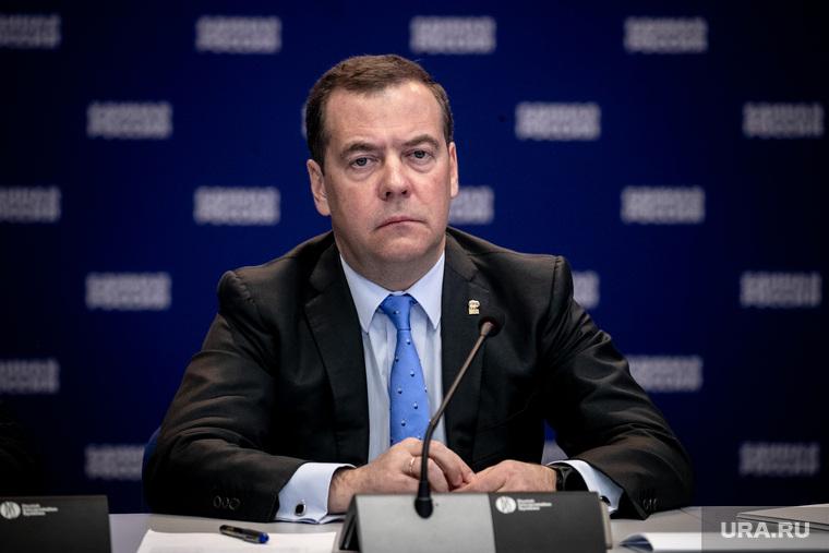 Медведеву отказались давать место пожизненного сенатора