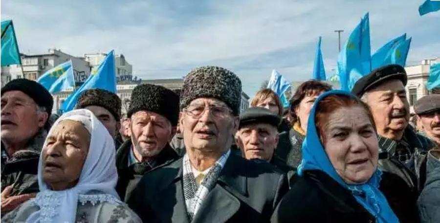 Крымские татары – о заговоре…