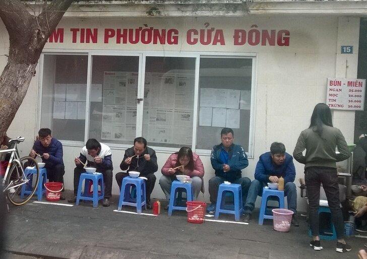 Вьетнамские уличные кафе — самые мобильные в мире страны, факты, это интересно