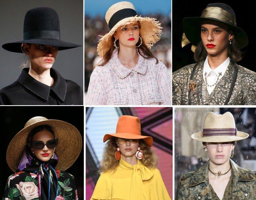 Шляпы, береты и платки: лучшие головные уборы этого сезона