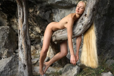 Обожаю блондинок!)