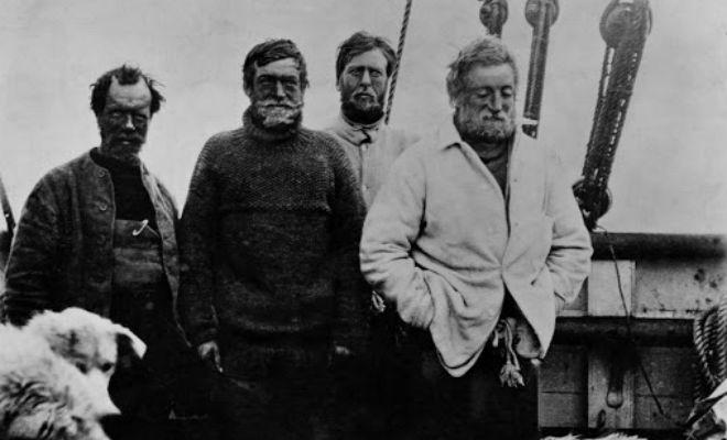 28 моряков в Антарктике: невероятная история спасения Шеклтон, «Эндьюранс», моряков, кидало, берег, высадились, моряки, усилий, высочайших, ценой, концеконцов, волнами, лодки, лагерь, станциям15, китобойным, ближайшим, морских, отправиться, решение