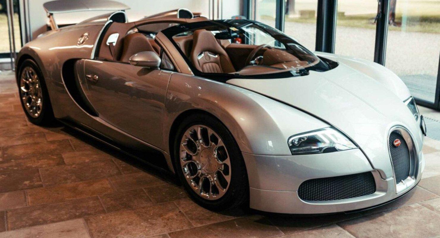 Bugatti запустила собственную программу заводской реставрации Автомобили
