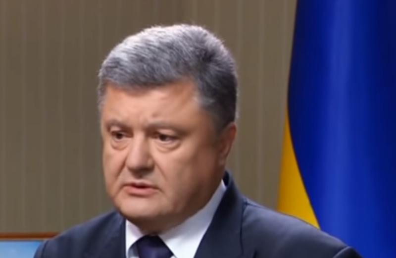 Генпрокуратура Украины вызвала Порошенко на допрос новости,события,политика