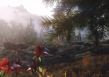 Графику Skyrim превратили в реалистичную и показали на видео