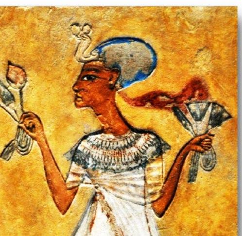 «Заставляет она повернуться все шеи мужские» — как восхищались красавицами в Древнем Египте