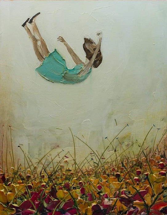 Объёмные картины импрессиониста-самоучки Джастина Геффри живопись