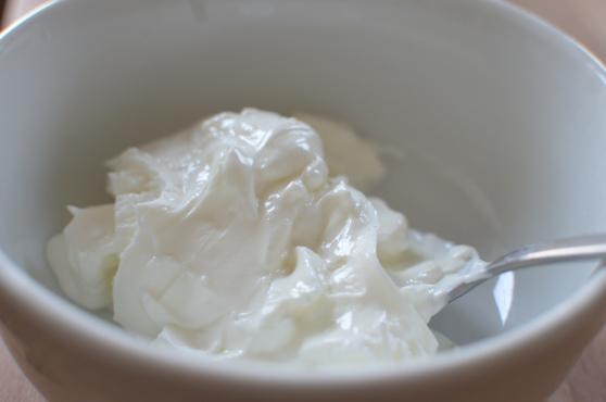 Фокусы с молоком Скир