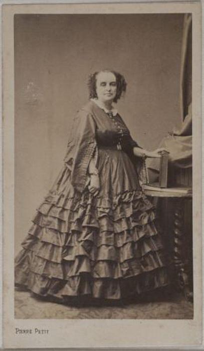 Адель Гюго, в девичестве Фуше, мать Деде