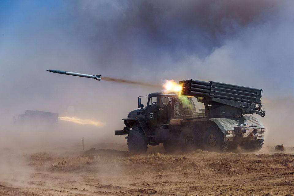 Война-2020: Всеобщая мобилизация началась геополитика