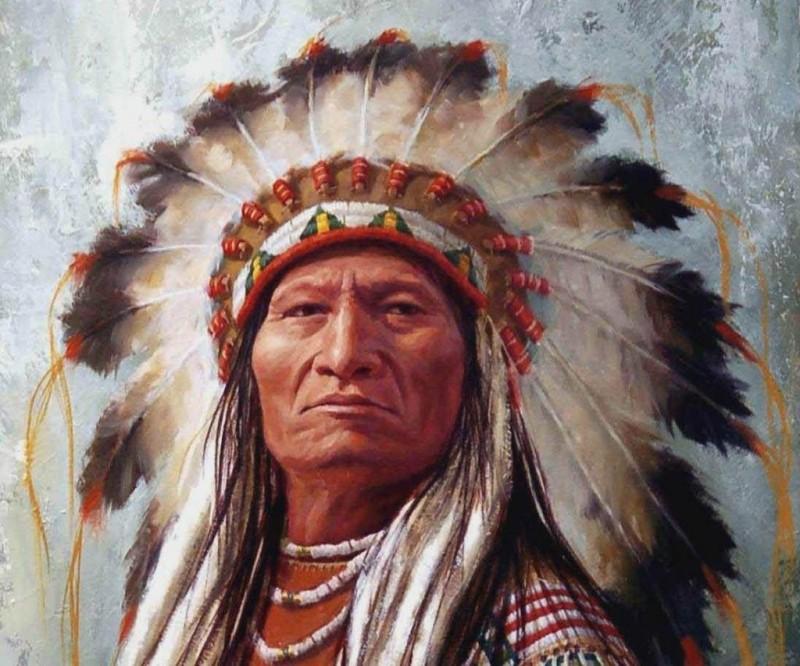Верховный суд США ликвидировал половину штата Оклахома и отдал ее индейцам