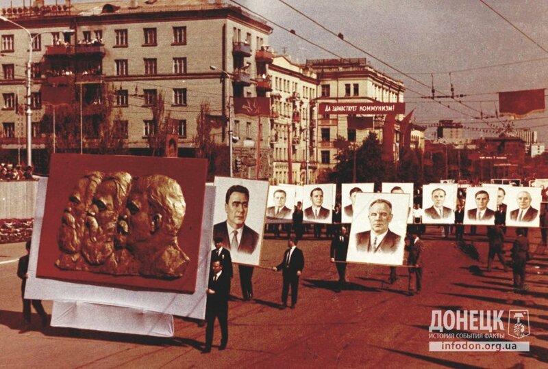 Россияне хотят обратно в СССР, даже те, которые родились при Путине!
