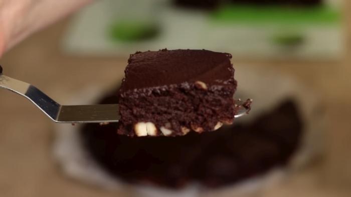 Шоколадный пирог Брауни за 30 минут