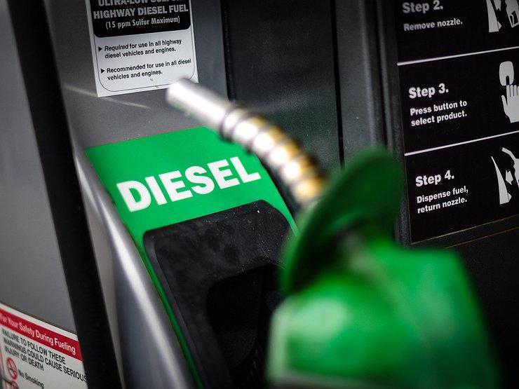ТОП-5 самых доступных дизельных бюджетников
