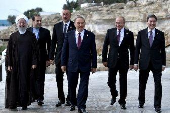 Раздел Каспия – победа России длиной в 22 года