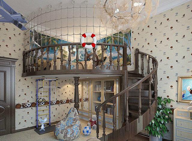 Как Вам детская? Идеи потрясающих интерьеров детских комнат!