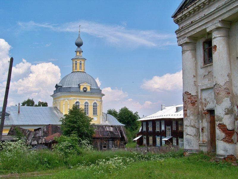 Здесь много достопримечательностей и красивых мест Города России, ивановская область, красивые города, пейзажи, путешествия, россия